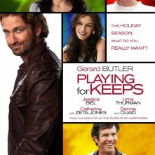 Playing for Keeps: poster USA