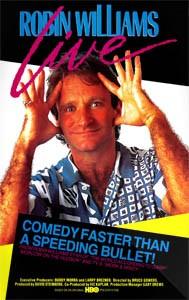 Robin Williams Live At The Met La Locandina Del Film 248310
