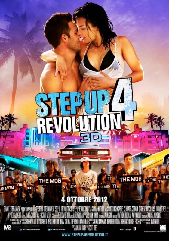 Step Up Revolution Il Poster Italiano Del Film 248342