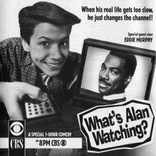 What's Alan Watching?: la locandina del film