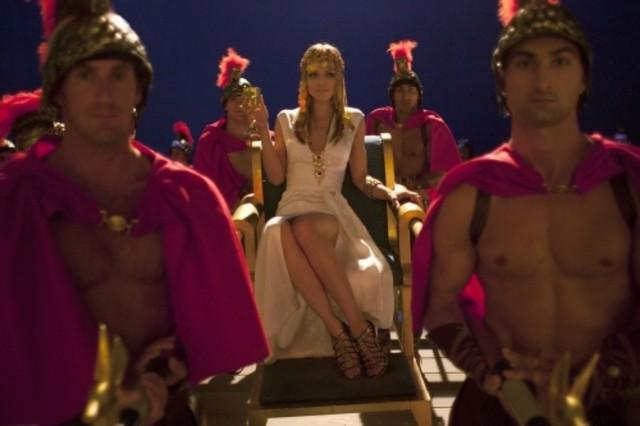 90210 Annalynne Mccord Nell Episodio Greek Tragedy 248482