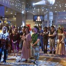 90210: Festeggiamenti per halloween nell'episodio It's the Great Masquerade, Naomi Clark