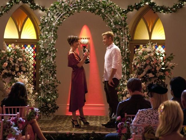 90210 Jessica Stroup E Trevor Donovan Nell Episodio Vegas Maybe 248468