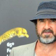 Eric Cantona a Locarno con Les mouvements du bassin