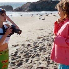 Shannen Doherty e Alyssa Milano in Streghe nell'episodio Il dolore di Prue