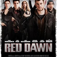 Red Dawn: la locandina del film