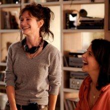 À coeur ouvert: la regista Marion Laine con Juliette Binoche