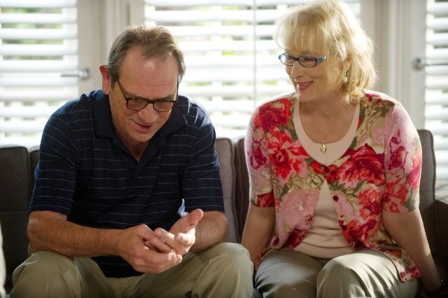 Meryl Streep Con Tommy Lee Jones Nella Commedia Romantica Hope Springs 248590