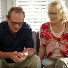 Meryl Streep con Tommy Lee Jones nella commedia romantica Hope Springs
