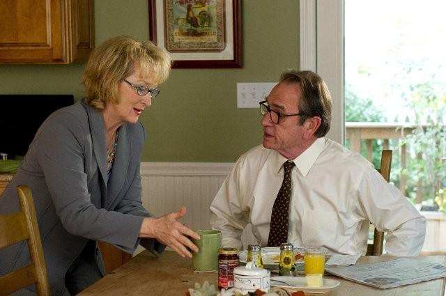 Meryl Streep In Hope Springs Consigli Per Gli Affetti Con Tommy Lee Jones 248581