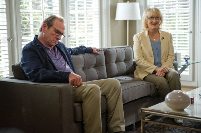 Meryl Streep Insieme A Tommy Lee Jones Nella Commedia Hope Springs 248587