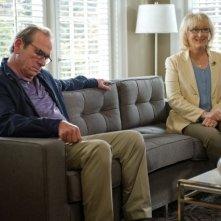 Meryl Streep insieme a Tommy Lee Jones nella commedia Hope Springs