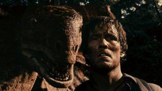 The Dinosaur Project: una scena del film