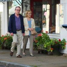 Tommy Lee Jones a passeggio con Meryl Streep in Hope Springs - Consigi per gli affetti