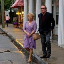 Tommy Lee Jones accanto a Meryl Streep in Hope Springs - Consigi per gli affetti