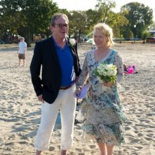 Tommy Lee Jones con Meryl Streep in Hope Springs - Consigi per gli affetti