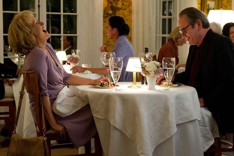 Tommy Lee Jones E Mery Streep In Una Scena Di Hope Springs Consigli Per Gli Affetti 248571