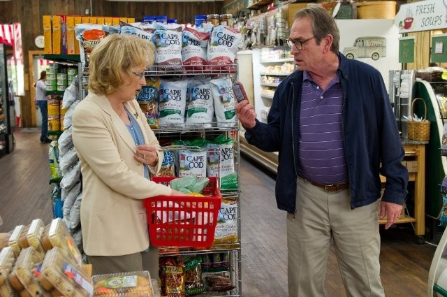 Tommy Lee Jones E Meryl Streep Sono Kay E Arnold Soames In Hope Springs Consigi Per Gli Affetti 248574