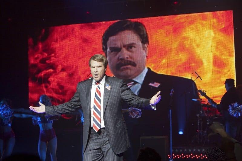 Zach Galifianakis Sul Megaschermo E Will Ferrell In Candidato A Sorpresa 248565
