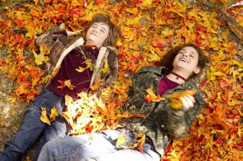 CJ Adams e Odeya Rush in The Odd Life of Timothy Green