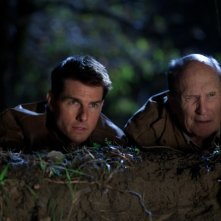 Jack Reacher: Tom Cruise e Robert Duvall in una scena del film
