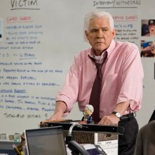 Major Crimes: G.W. Bailey nell'episodio Before and After