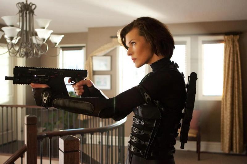 Resident Evil Retribution Milla Jovovich Nel Nuovo Episodio Della Saga 248714