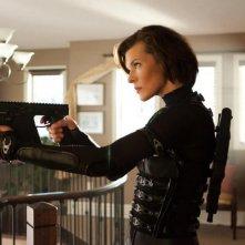Resident Evil: Retribution, Milla Jovovich nel nuovo episodio della saga