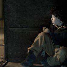 I bambini di Cold Rock: il piccolo Jakob Davies in una scena del film
