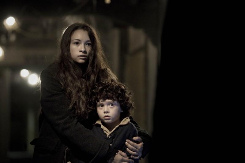 I Bambini Di Cold Rock Jakob Davies E Jodelle Ferland In Una Scena Del Film 248747