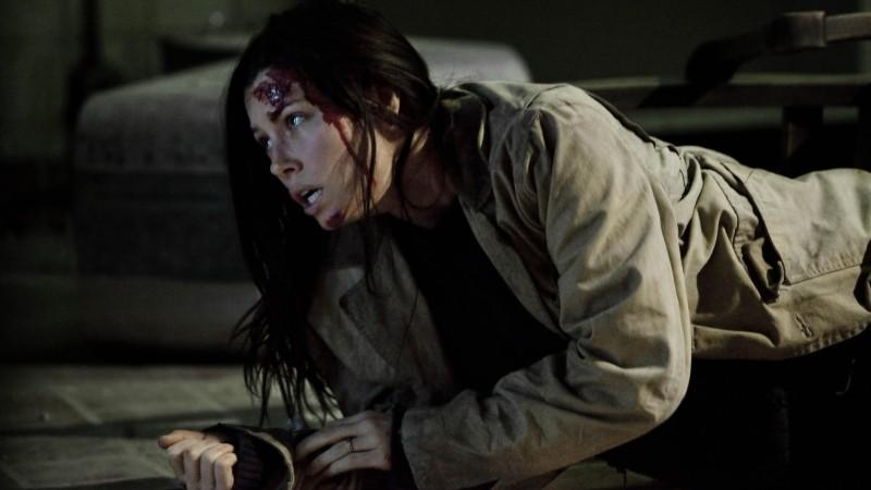I Bambini Di Cold Rock Jessica Biel In Una Concitata Scena Del Film 248742