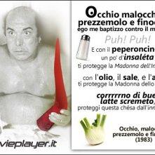 Lino Banfi in 'Occhio malocchio': la nostra eCard: condividi sui social le immagini e frasi dei tuoi film e attori preferiti!
