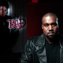 Bad 25: Kanye West in un'immagine tratta dal documentario sui 25 anni dell'album Bad di Michael Jackson
