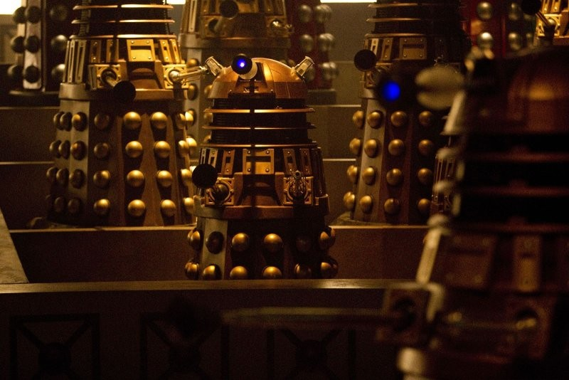 Doctor Who Un Dalek Nell Episodio Asylum Of The Daleks 248801