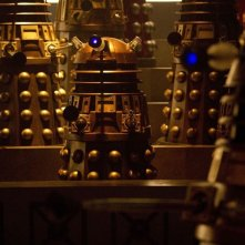 Doctor Who: un Dalek nell'episodio Asylum Of The Daleks