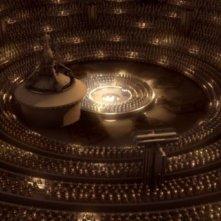 Doctor Who: una foto di scena dell'episodio Asylum Of The Daleks