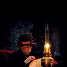 Gebo e l'ombra: Jeanne Moreau in una scena del film
