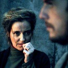 Gebo e l'ombra: Leonor Silveira in una scena del film