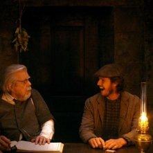 Gebo e l'ombra: Michael Lonsdale e Ricardo Trepa in una scena del film