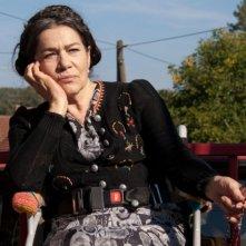 Hannelore Elsner nella commedia tedesca Wer's glaubt, wird selig