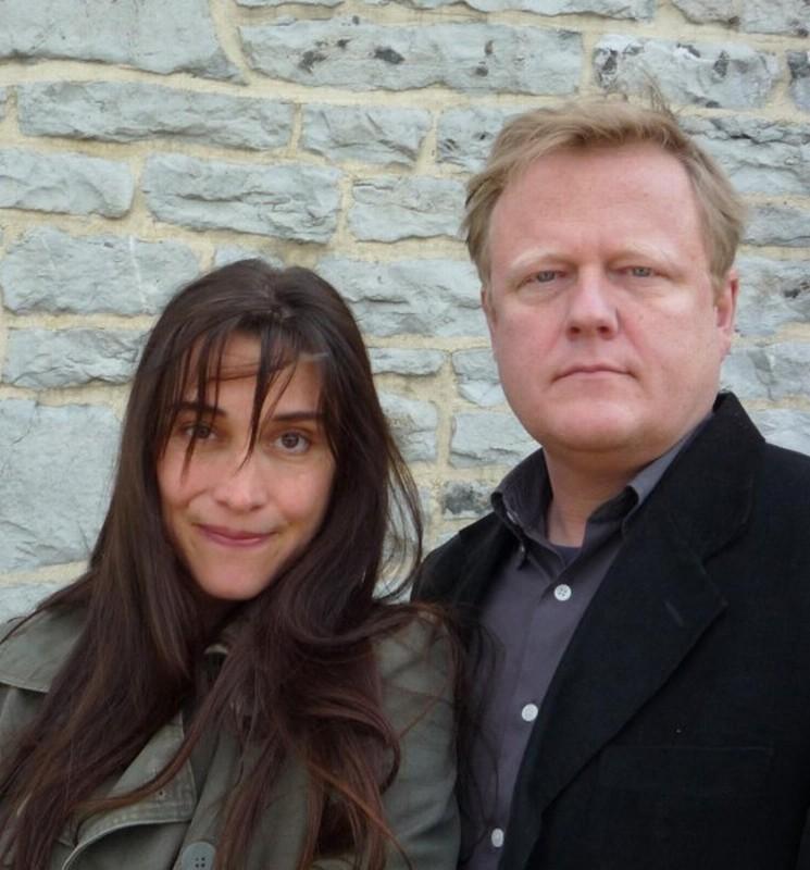La Cinquieme Saison Peter Brosens E Jessica Woodworth Registi Del Film In Una Foto Promozionale 248932