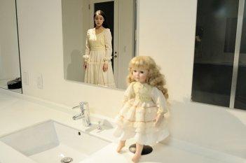 Penance: Yû Aoi in un'inquietante scena del film tv di Kiyoshi Kurosawa presentato a Venezia fuori concorso