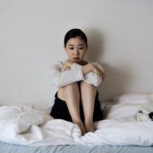Penance: Yû Aoi in una scena della versione cinematografica del serial-tv diretto da Kiyoshi Kurosawa