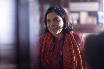The Reluctant Fundamentalist: la regista Mira Nair sul set del film