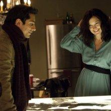 The Reluctant Fundamentalist: Riz Ahmed insieme a Kate Hudson in una scena del film