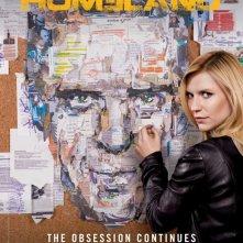 Homeland: un nuovo poster della stagione 2