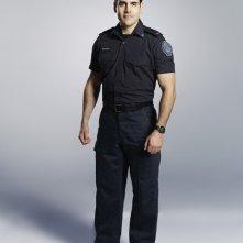 Rookie Blue: Ben Bass in una foto promozionale della stagione 3