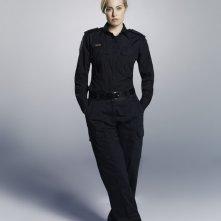 Rookie Blue: Charlotte Sullivan in una foto promozionale della stagione 3