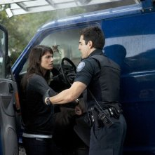 Rookie Blue: Missy Peregrym e Ben Bass nell'episodio The First Day of the Rest of Your Life