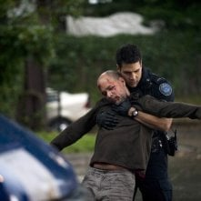 Rookie Blue: Pat Mastroianni e Ben Bass nell'episodio The First Day of the Rest of Your Life